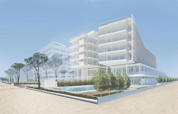 Design pracht der falkensteiner gruppe in jesolo for Designhotel jesolo